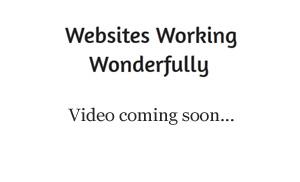 Websites Working Wonderfully
